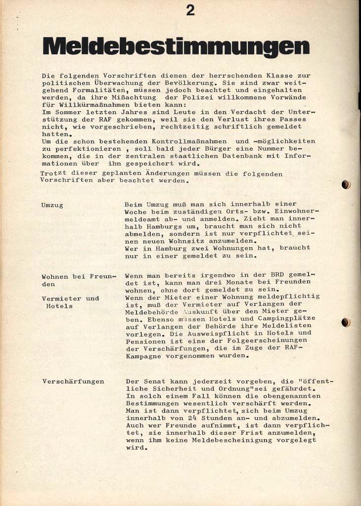 IKAH_Ratgeber, 1973, Seite 2
