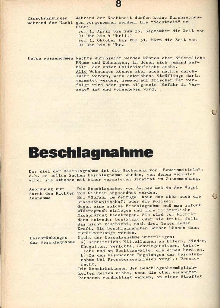 IKAH_Ratgeber, 1973, Seite 8