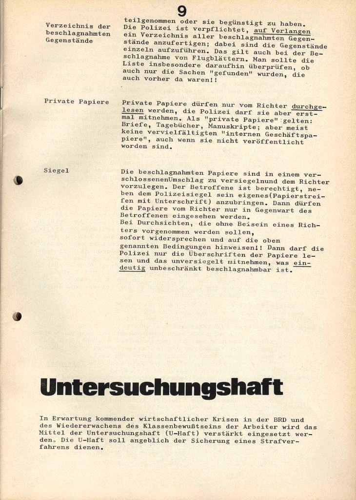 IKAH_Ratgeber, 1973, Seite 9
