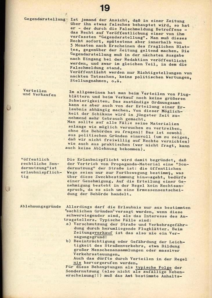 IKAH_Ratgeber, 1973, Seite 19