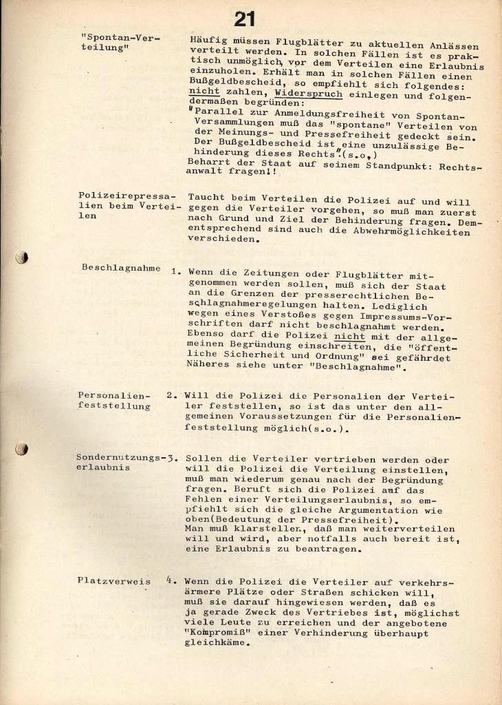 IKAH_Ratgeber, 1973, Seite 21