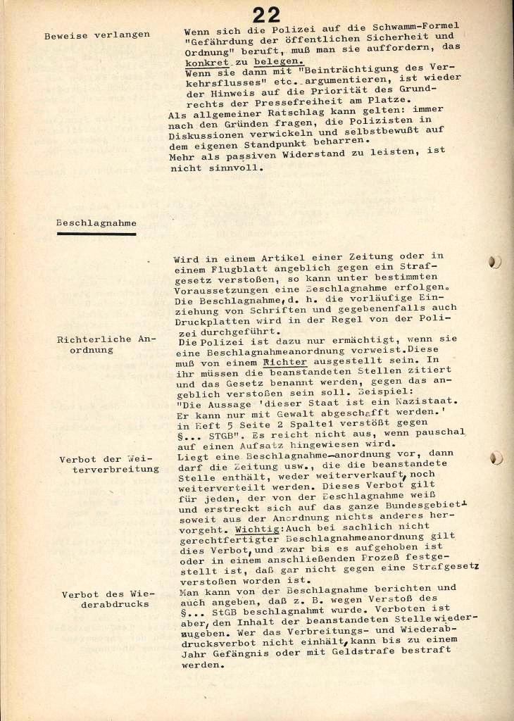 IKAH_Ratgeber, 1973, Seite 22