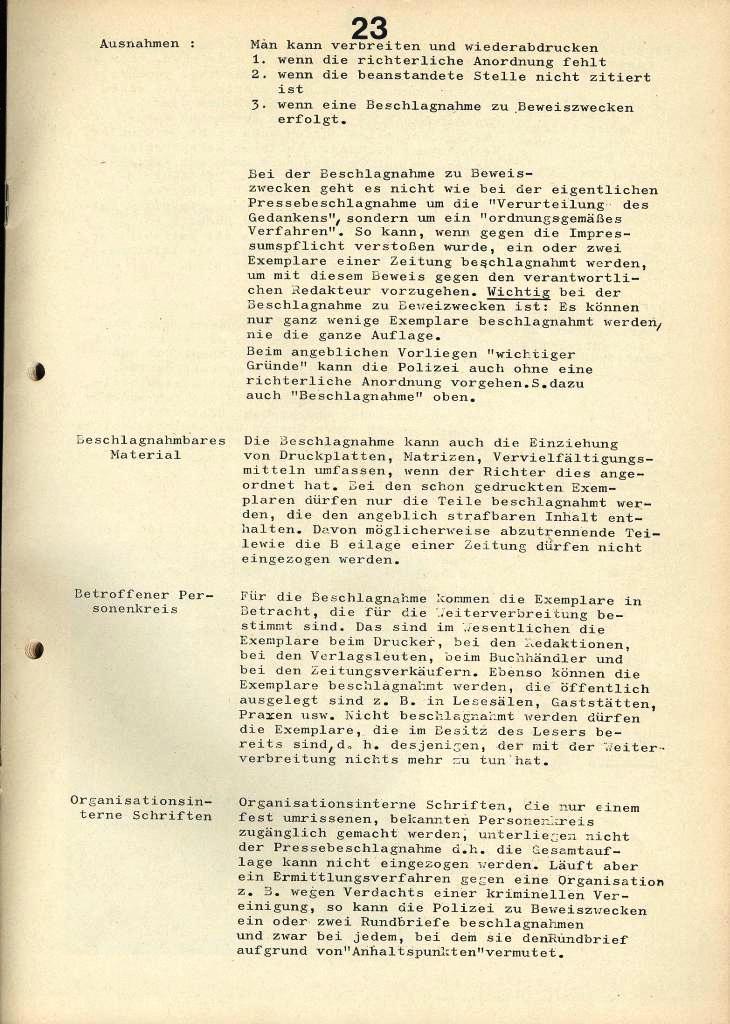 IKAH_Ratgeber, 1973, Seite 23