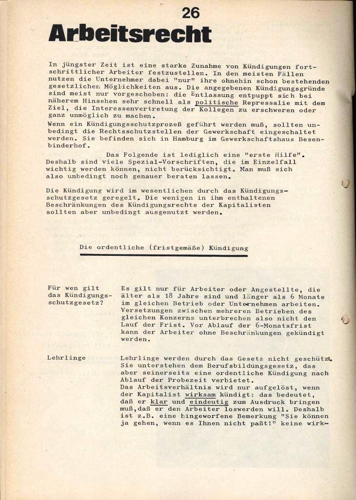 IKAH_Ratgeber, 1973, Seite 26