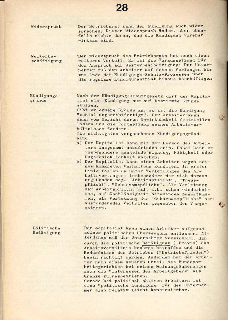 IKAH_Ratgeber, 1973, Seite 28