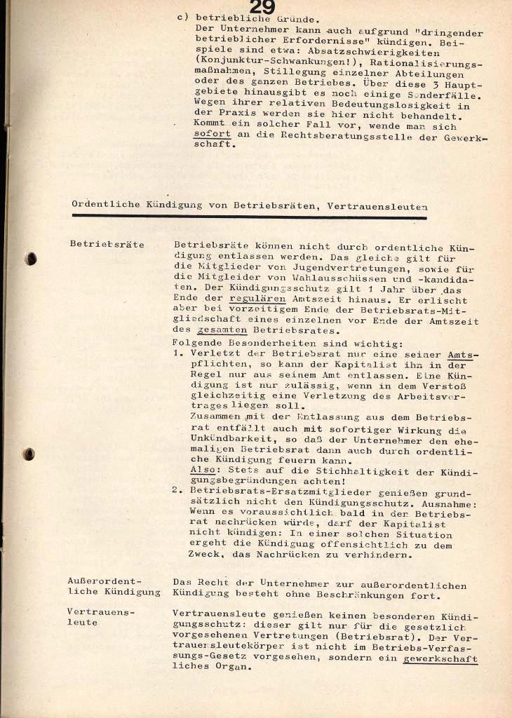 IKAH_Ratgeber, 1973, Seite 29