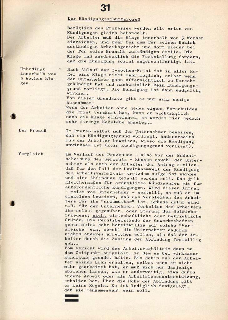 IKAH_Ratgeber, 1973, Seite 31