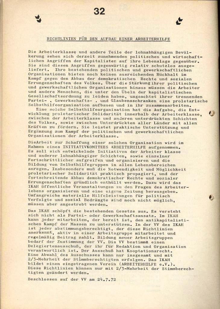 IKAH_Ratgeber, 1973, Seite 32