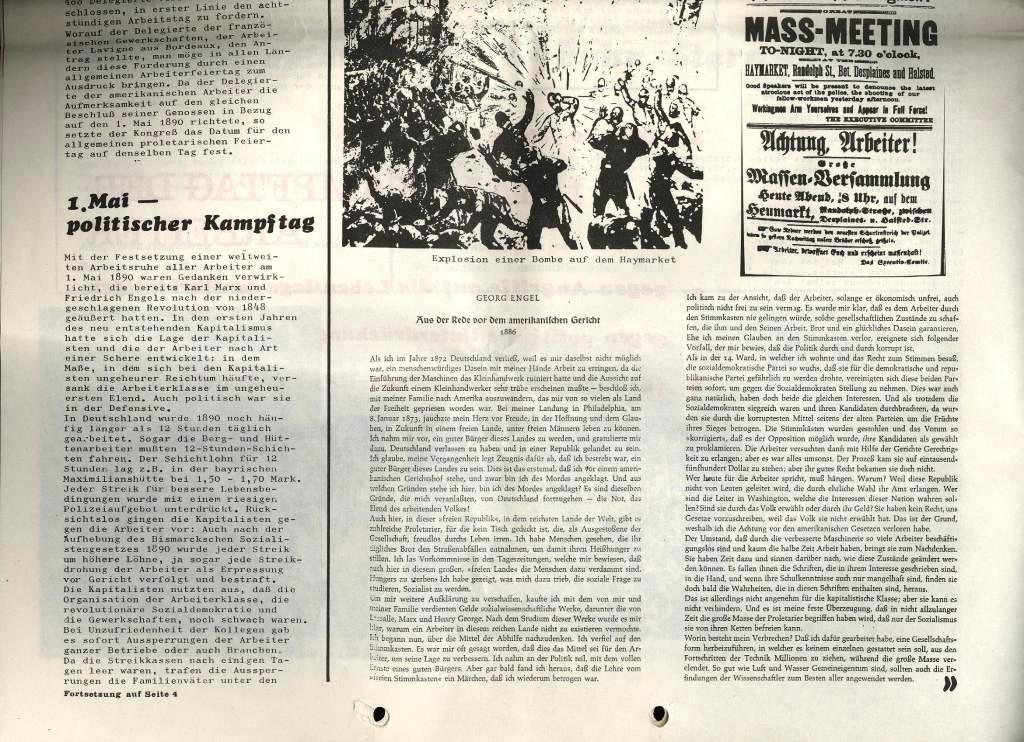 IKAH: Illustrierte Mai_Zeitung, 1. Mai 1973, Seite 2