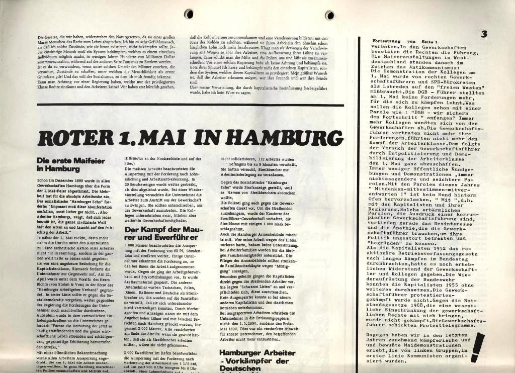 IKAH: Illustrierte Mai_Zeitung, 1. Mai 1973, Seite 3
