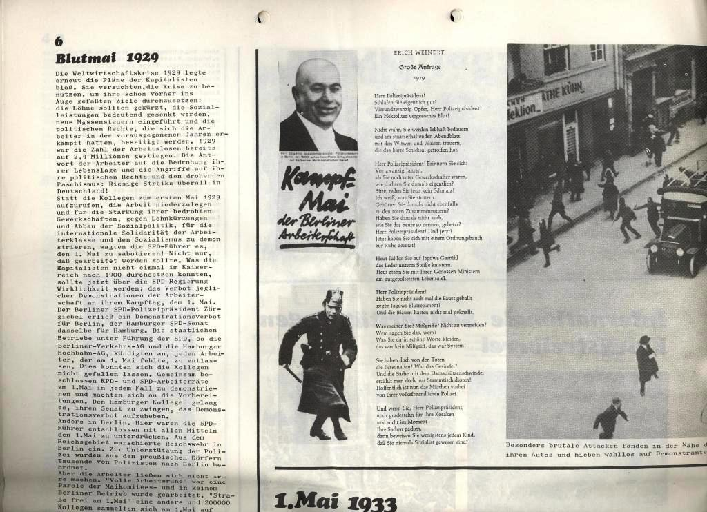 IKAH: Illustrierte Mai_Zeitung, 1. Mai 1973, Seite 6