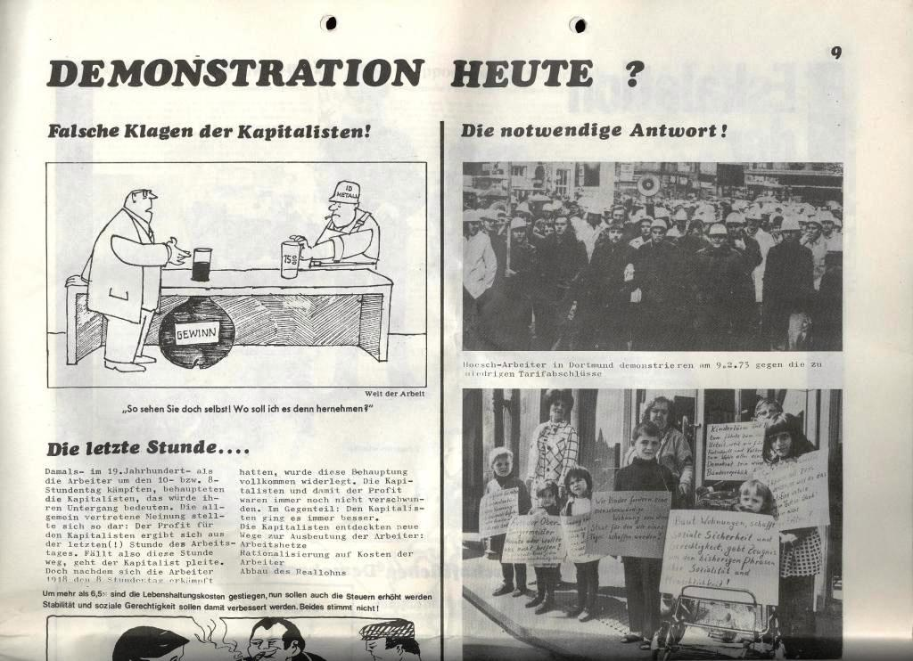 IKAH: Illustrierte Mai_Zeitung, 1. Mai 1973, Seite 9