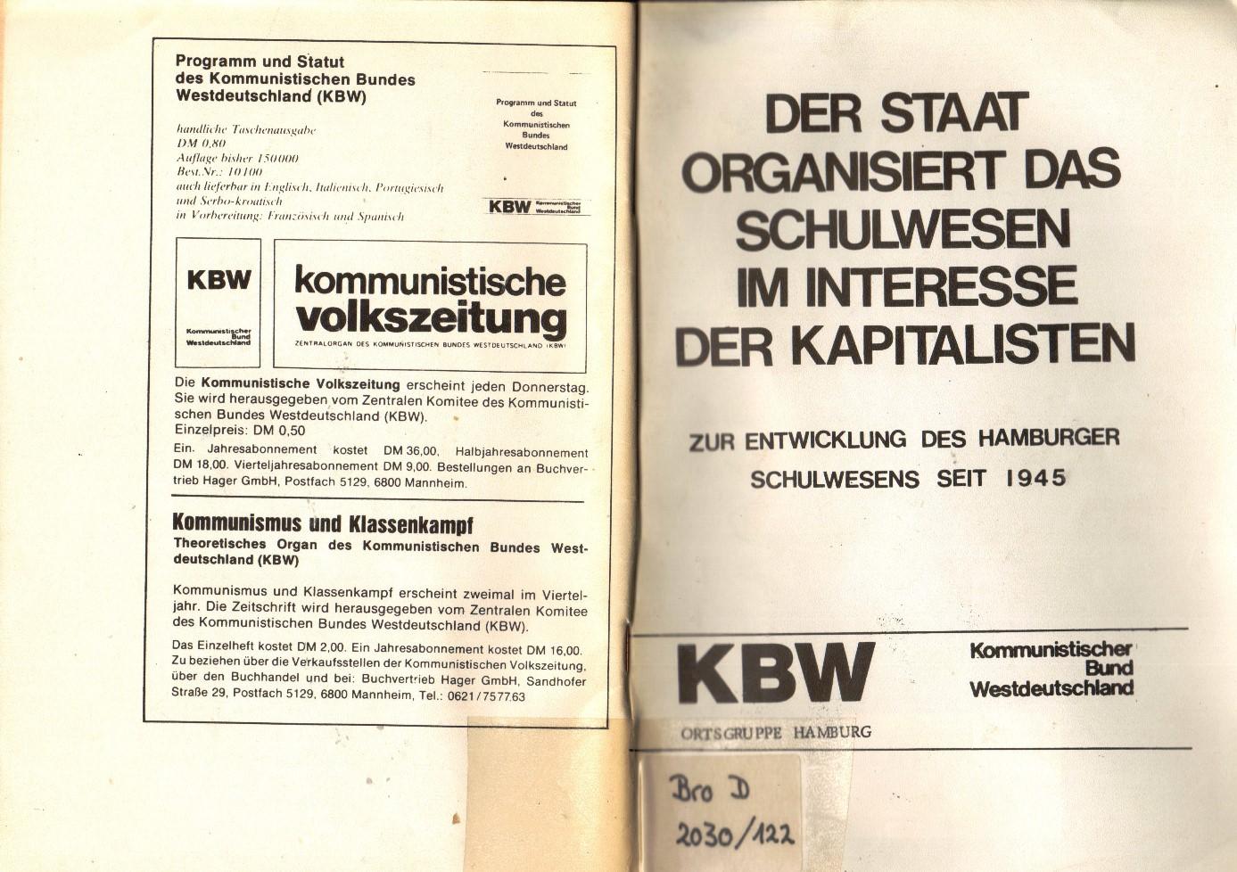 Hamburg_KBW_1976_Das_Schulwesen_seit_1945_01