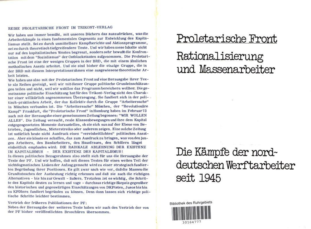 Proletarische_Front_1973_11_02