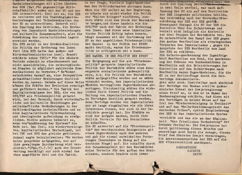 Schulkampf, Nr. 2, Hamburg, 13.11.1972, Seite 5
