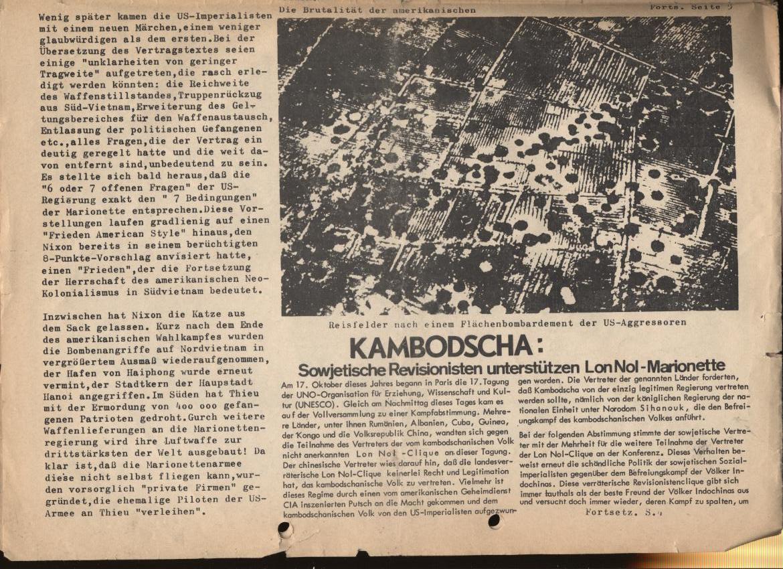 Schulkampf, Nr. 1, Hamburg, 12.1.1973, Seite 2