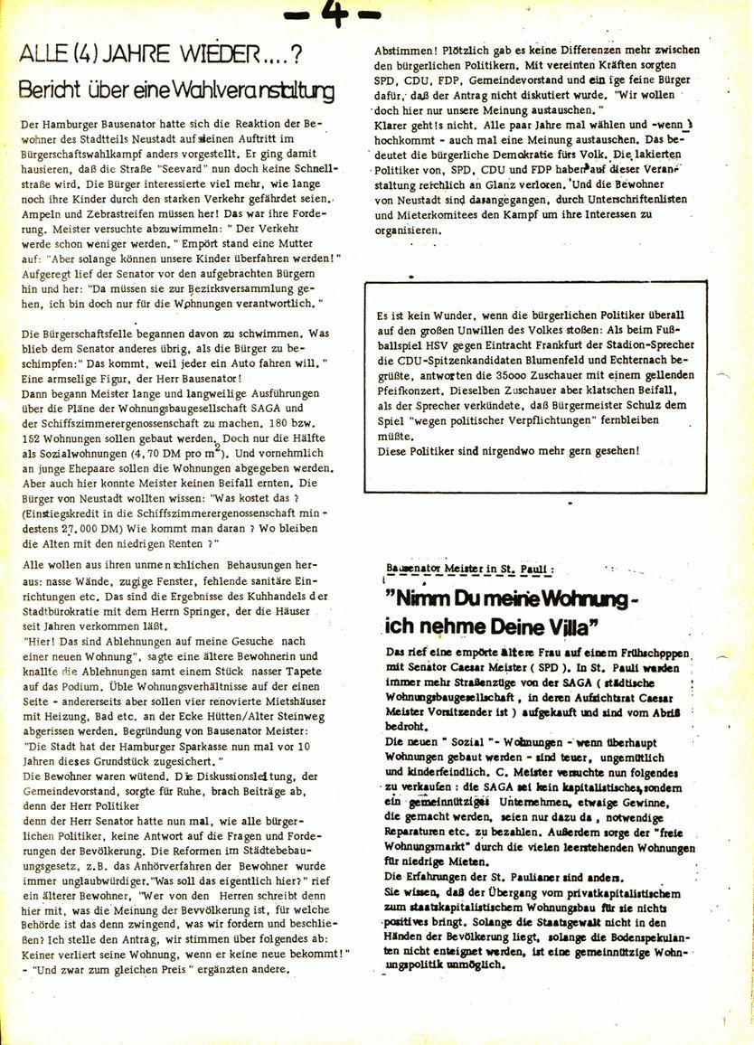 Informationen für die Kollegen von Steinway und Sons, hrsg. vom KBW, Ortsgruppe Hamburg, 28.02.1974, Seite 3