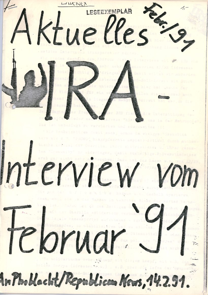 Giessen_IRA_Interview_1991_01
