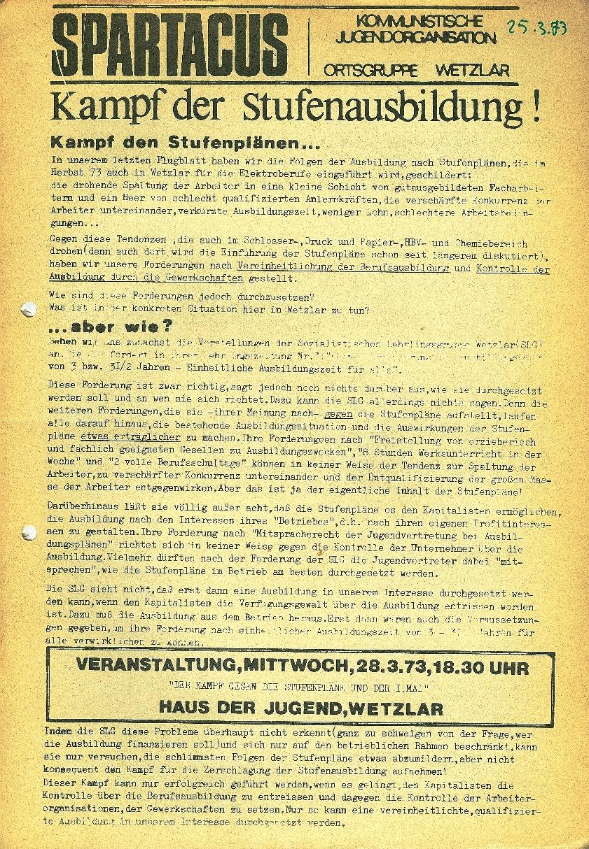 Wetzlar_Spartacus022