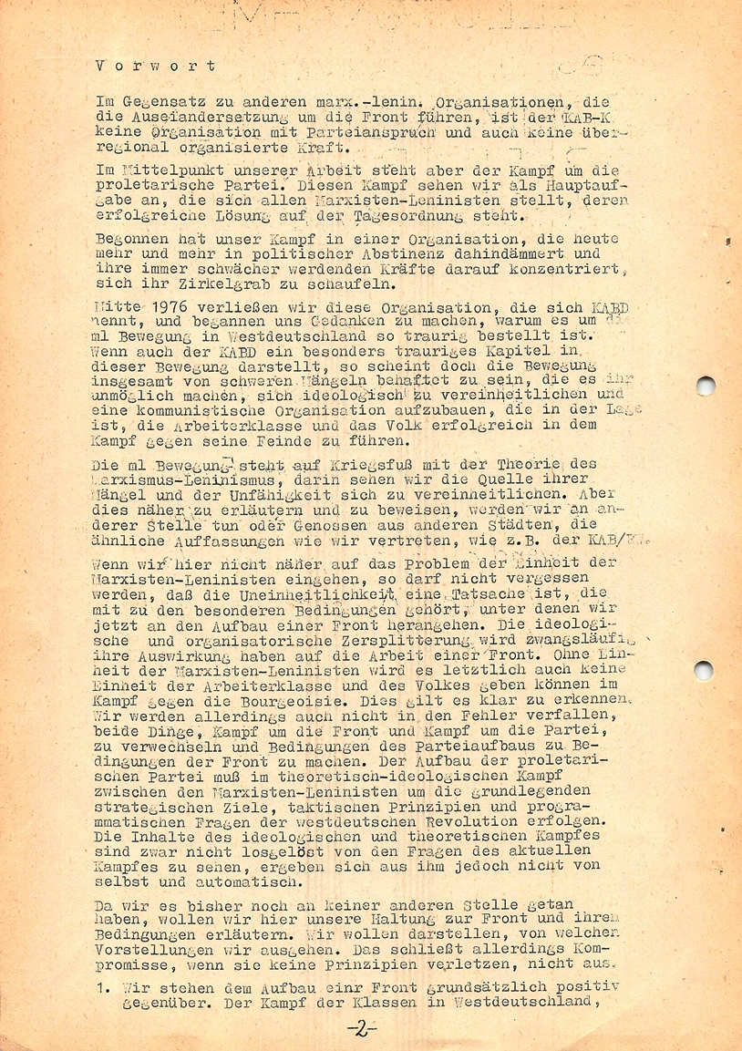 Kassel_KABK_1977_Stellungnahme_Podiumsdiskussion_02