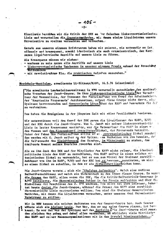 KABRW_1976_Dokumente_zum_Kampf_2er_Linien_im_KABD_03_106