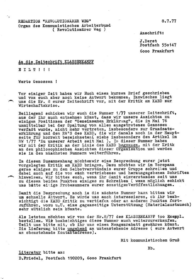 Briefwechsel_KABRW_KK_Duisburg_19770708_01