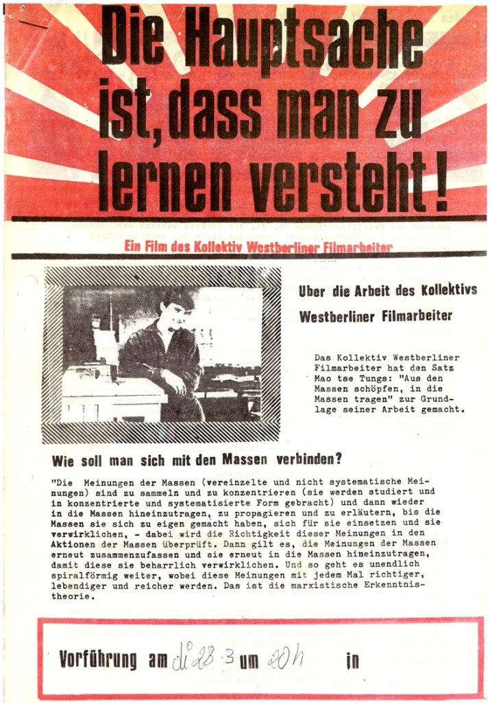 Oberhausen (1972), Blatt 1
