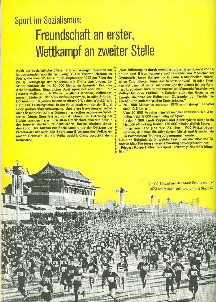 KJ_3/76: Sport im Sozialismus