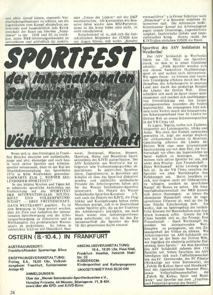 KJ 4/77: ASV_Sportfest