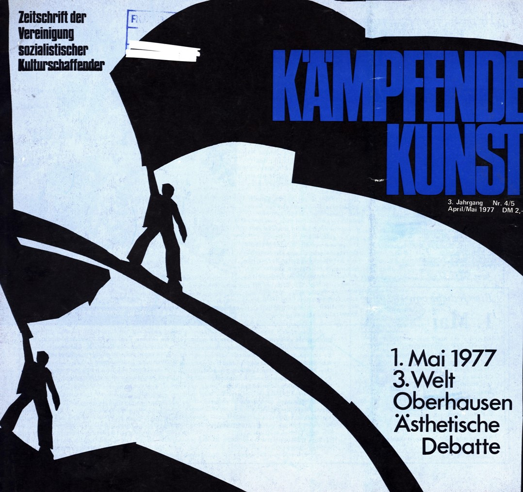 VSK_Kaempfende_Kunst_19770500_01