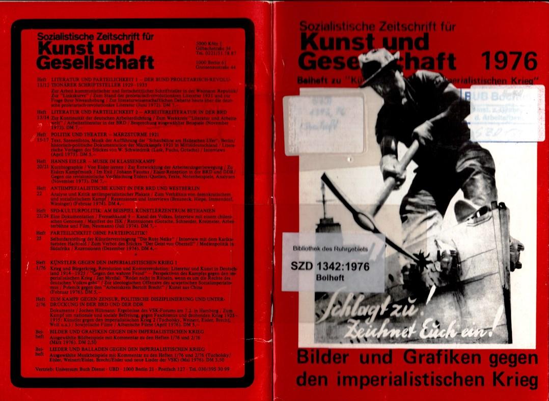 VSK_Kunst_und_Gesellschaft_1976_01_Beiheft_001