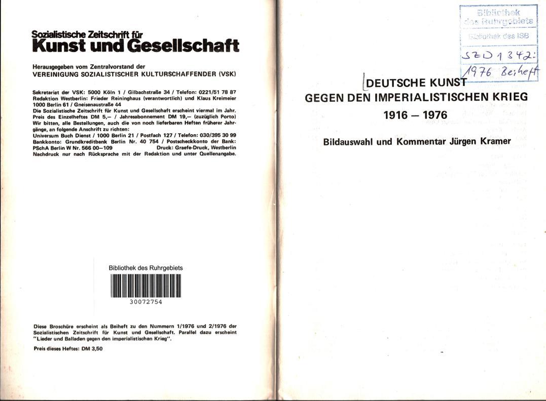 VSK_Kunst_und_Gesellschaft_1976_01_Beiheft_002