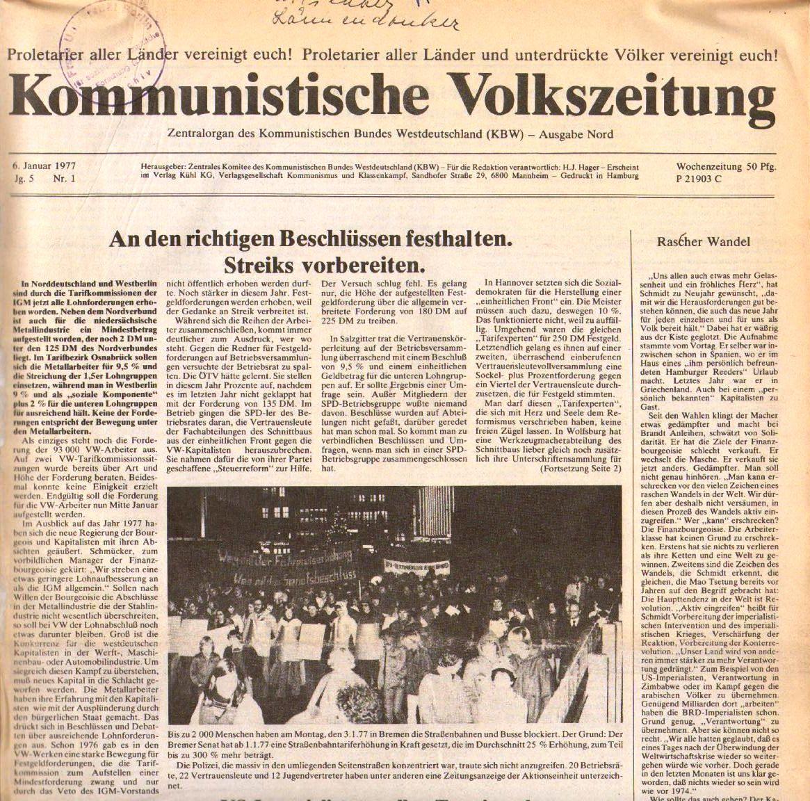 KVZ_Nord_1977_01_01