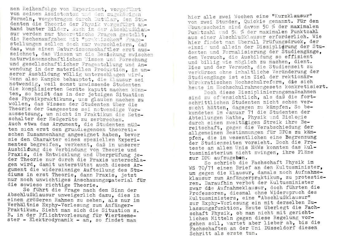 Bochum_KSV_VDS_1972_Experimentalphysikklausur_03