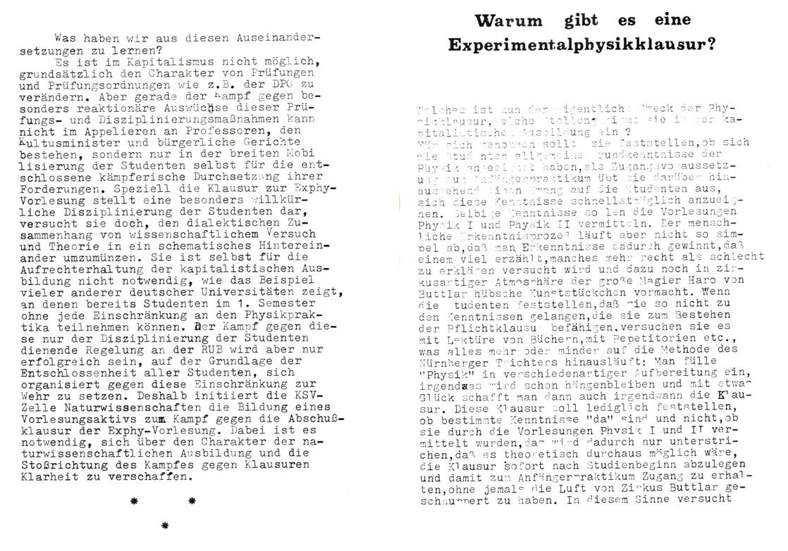 Bochum_KSV_VDS_1972_Experimentalphysikklausur_04