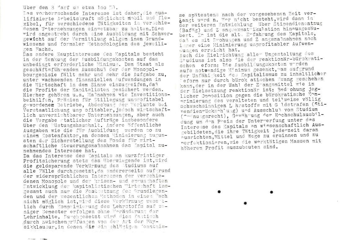 Bochum_KSV_VDS_1972_Experimentalphysikklausur_06