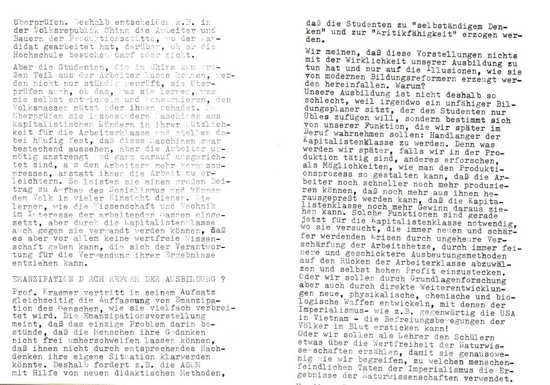 Bochum_KSV_VDS_1972_Experimentalphysikklausur_09