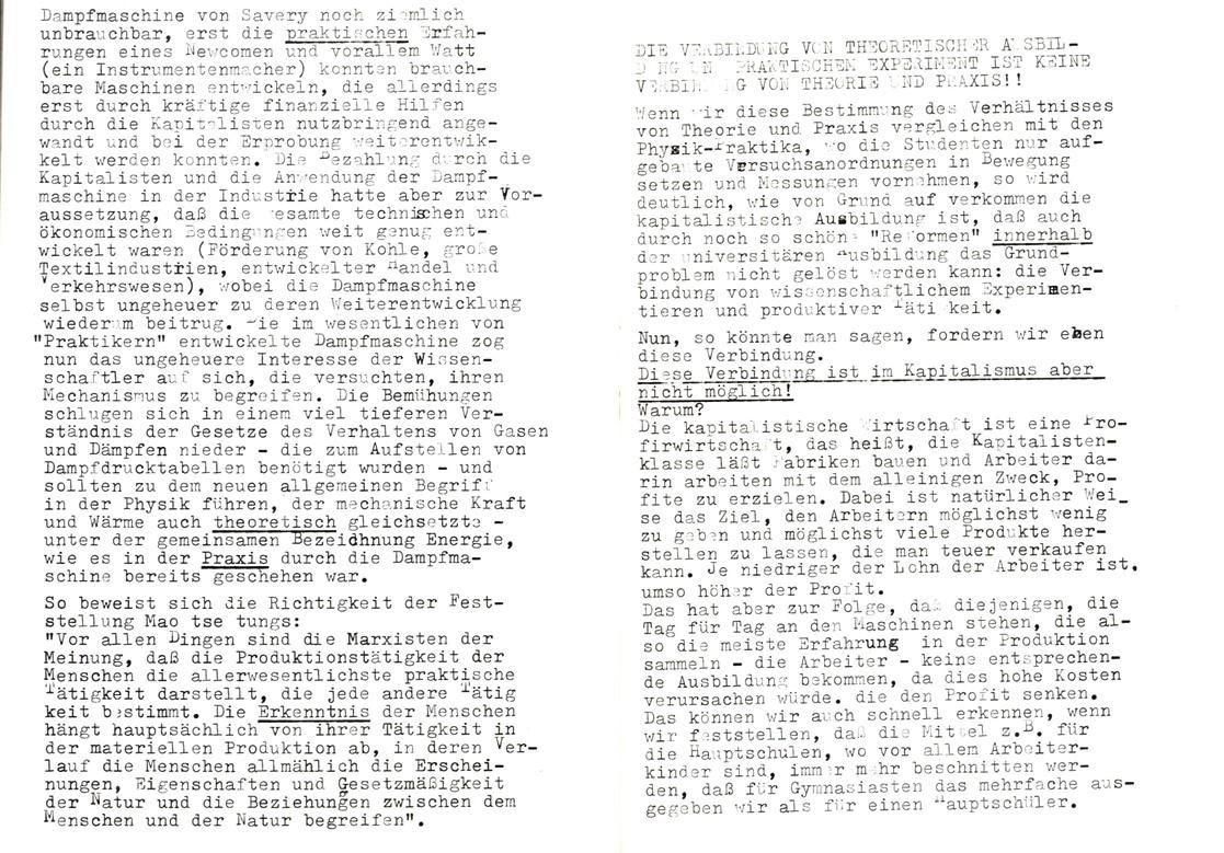 Bochum_KSV_VDS_1972_Experimentalphysikklausur_12