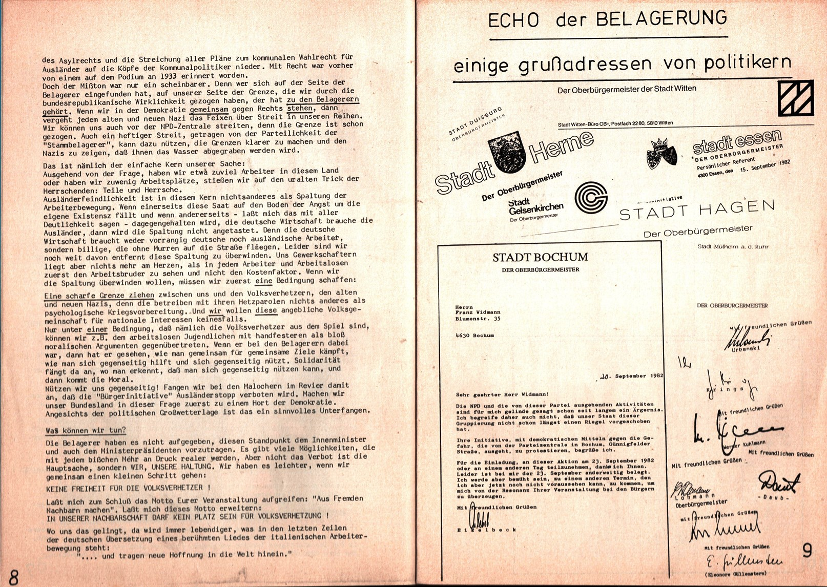 Bochum_1982_BI_Auslaenderstopp_belagern_006