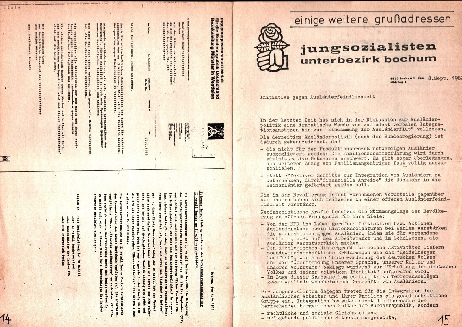 Bochum_1982_BI_Auslaenderstopp_belagern_010