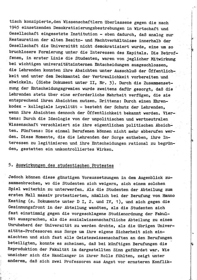 Bochum_VDS_1969_RUB_Berufungspolitik_006