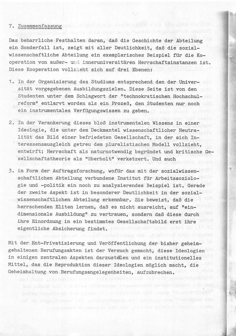 Bochum_VDS_1969_RUB_Berufungspolitik_008