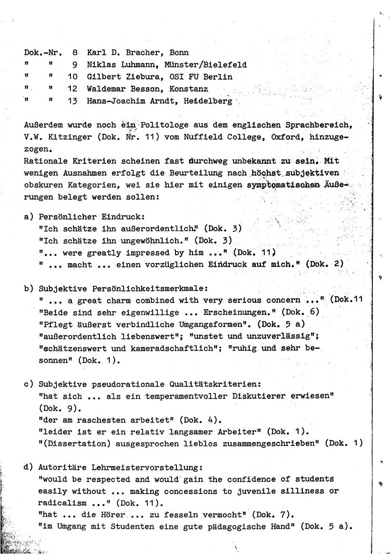 Bochum_VDS_1969_RUB_Berufungspolitik_012