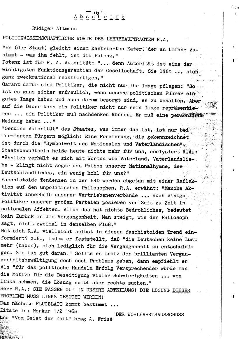 Bochum_VDS_1969_RUB_Berufungspolitik_026