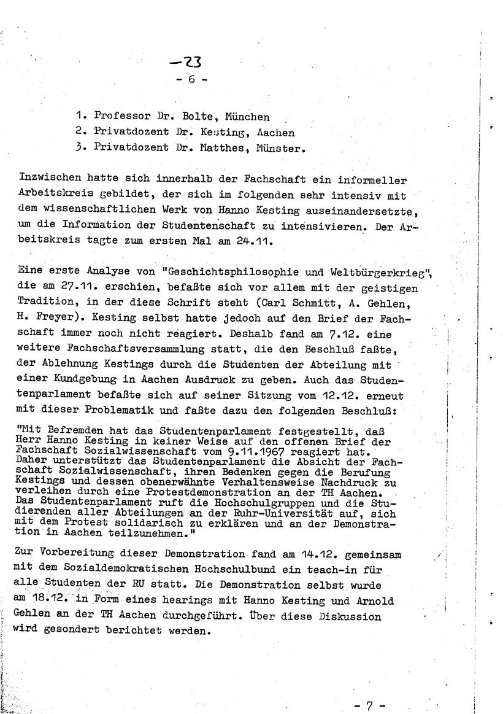 Bochum_VDS_1969_RUB_Berufungspolitik_033