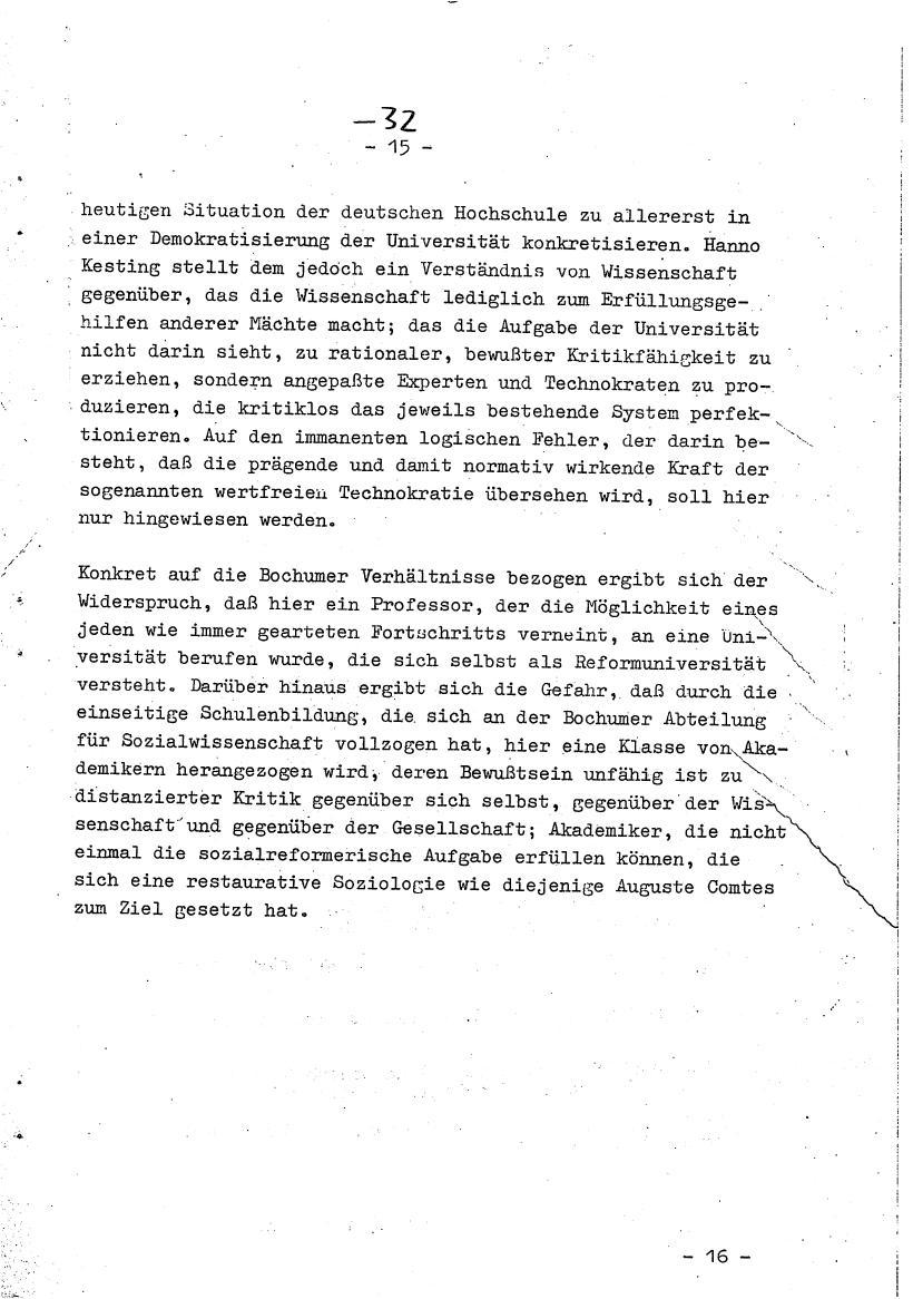 Bochum_VDS_1969_RUB_Berufungspolitik_042