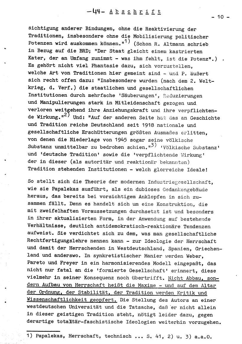 Bochum_VDS_1969_RUB_Berufungspolitik_054