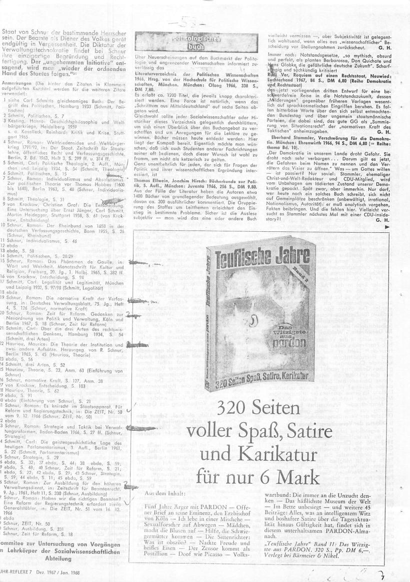 Bochum_VDS_1969_RUB_Berufungspolitik_063