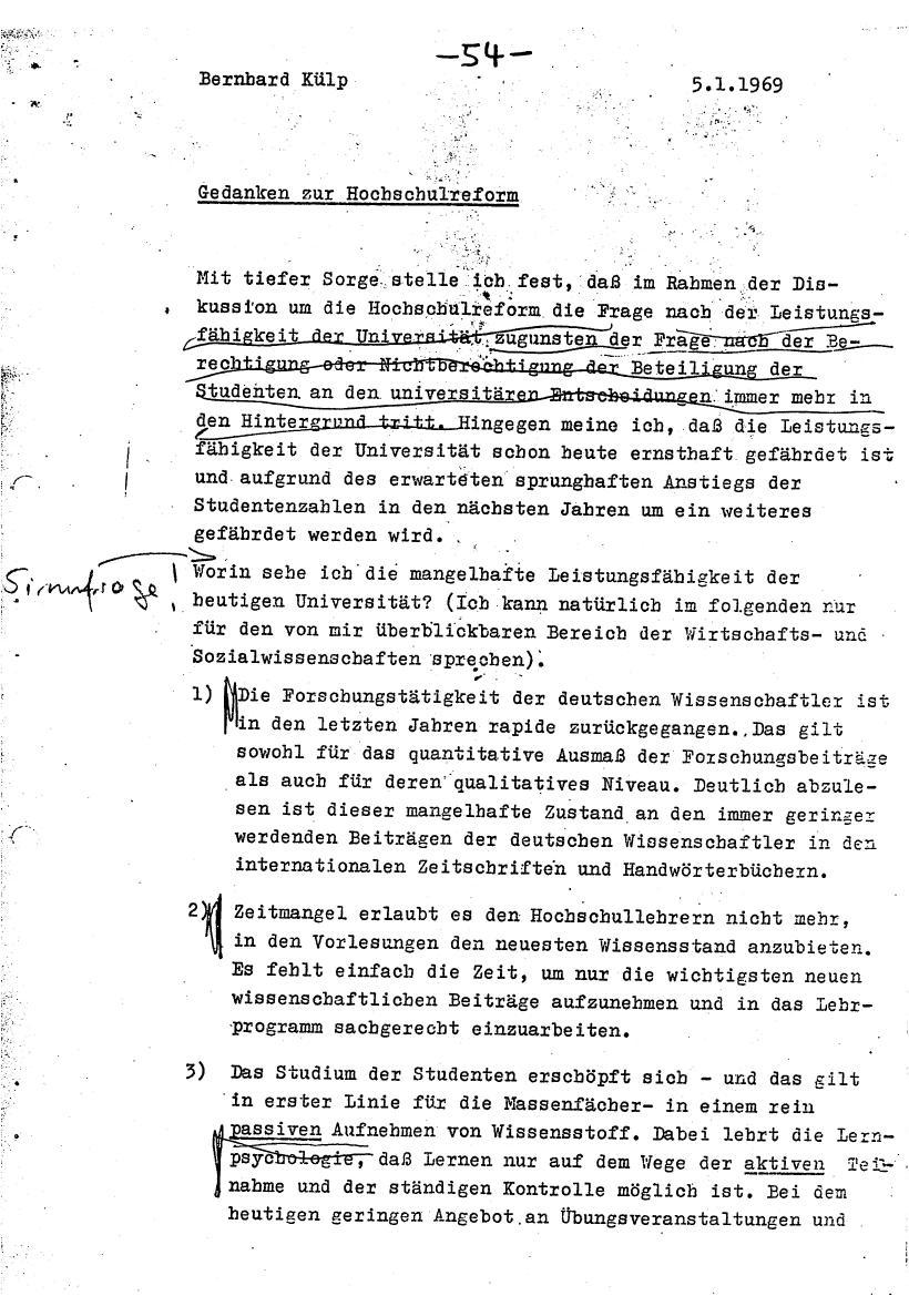 Bochum_VDS_1969_RUB_Berufungspolitik_064