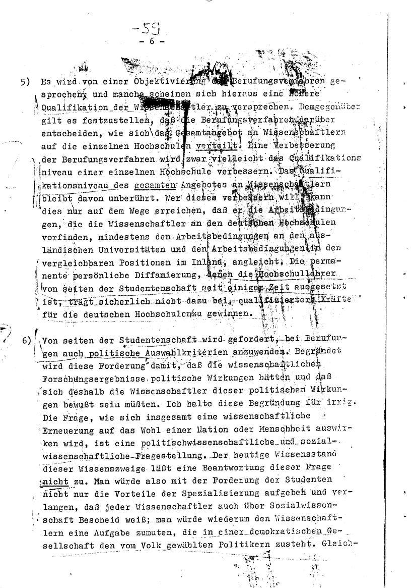 Bochum_VDS_1969_RUB_Berufungspolitik_069